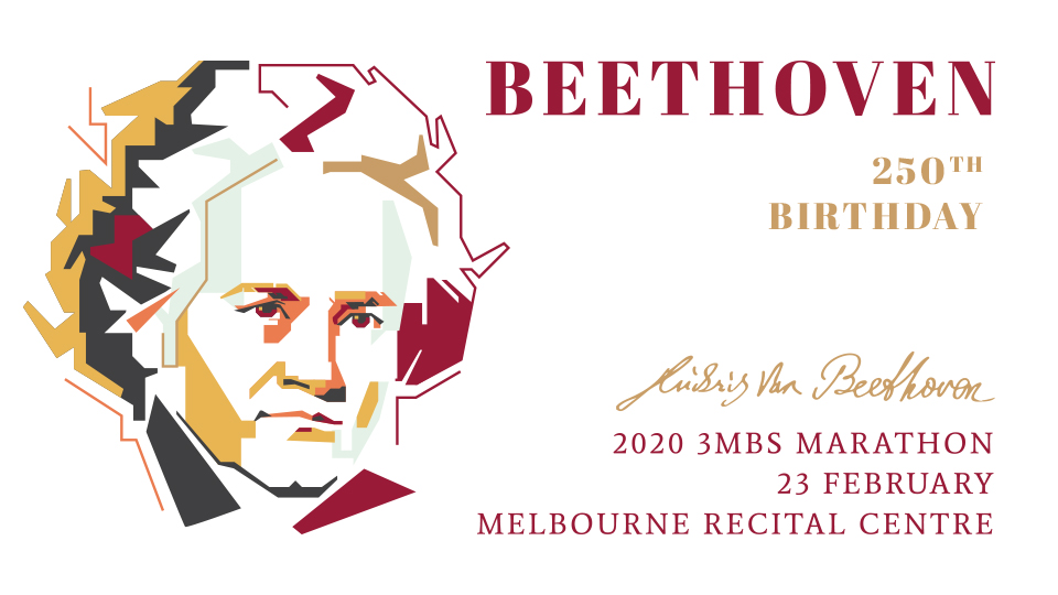 3MBS Beethoven Marathon Event Image